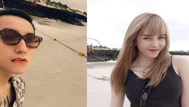 Fan phát hiện thêm bằng chứng hẹn hò cùng Thiều Bảo Trâm trong dịp sinh nhật của Sơn Tùng M-TP