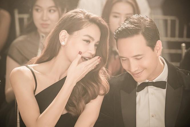 Giữa nghi vấn kết hôn lộ hình ảnh cặp đôi Kim Lý - Hồ Ngọc Hà cùng nhau đi thử váy cưới