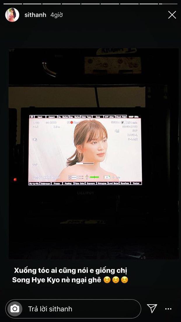 Sĩ Thanh vướng vào tranh cãi dữ dội khi tự nhận giống nữ hoàng nhan sắc Song Hye Kyo