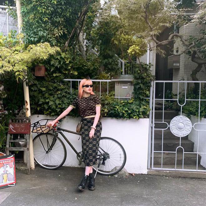 Đáng yêu như Thiều Bảo Trâm: Đi Nhật không check-in kiểu nào tử tế vì... sợ trùng với Sơn Tùng