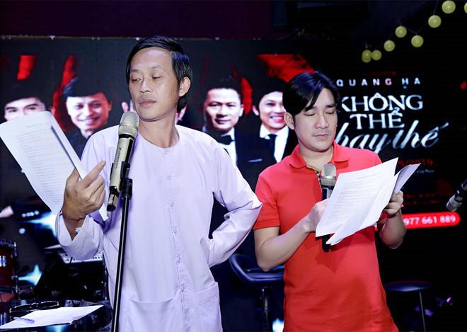 Quang Hà suy sụp tinh thần, bật khóc gửi lời xin lỗi Hoài Linh vì nhà hát bị lửa thiêu rụi trước giờ G