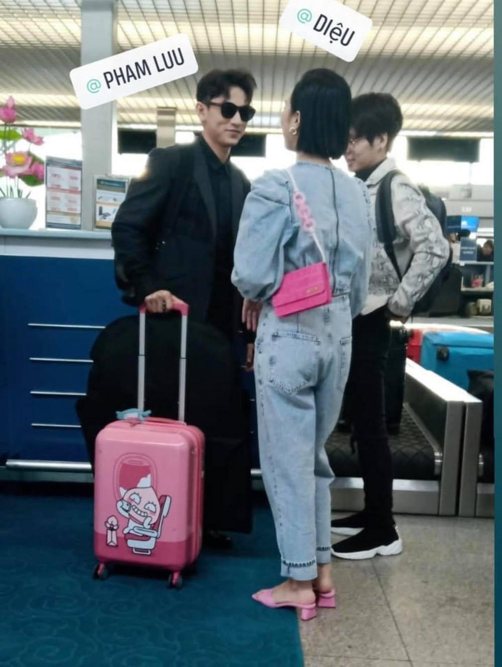 Sinh nhật Anh Tú, Diệu Nhi tình tứ cùng Isaac lên đường sang Hàn dự Liên Hoan phim Busan
