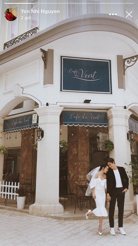 Yến Nhi đăng ảnh chị gái mặc váy đầu đội voan trắng, nghi vấn Yến Trang sắp theo chồng bỏ cuộc chơi?