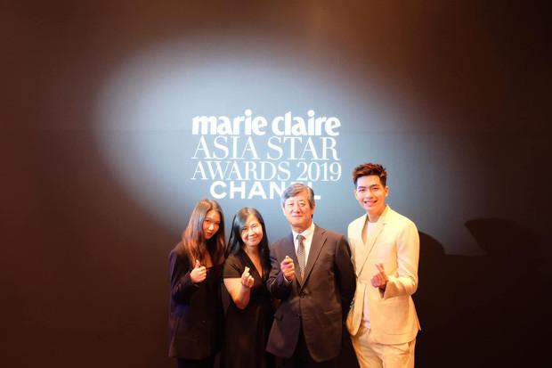 Chung khung hình với Yoona và loạt tài tử hot nhất xứ Hàn, đây chính là sao Việt may mắn nhất LHP Busan 2019
