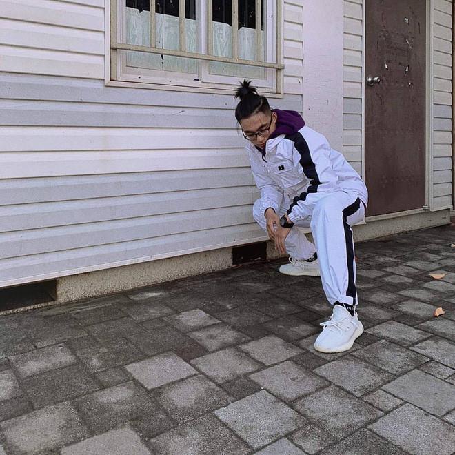 Việt Hoàng em trai Sơn Tùng ngày càng bảnh và sở hữu phong cách ăn mặc siêu chất
