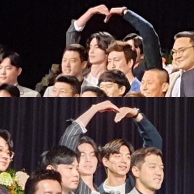 Cặp thần chết Lee Dong Wook - Gong Yoo bắn tim tung tóe, chiếm trọn spotlight trong đám cưới HLV