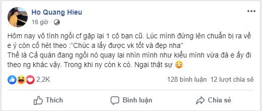 Hồ Quang Hiếu vừa tiết lộ không có người yêu, Bảo Anh đáp trả: Phụ nữ đẹp nhất khi được tự do cảm xúc