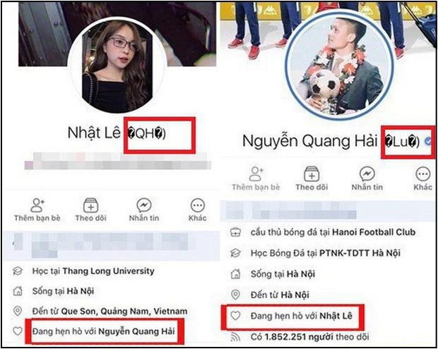 Sau nghi vấn chia tay Quang Hải làm điều đặc biệt này cho bạn gái Nhật Lê chứng minh tình cảm