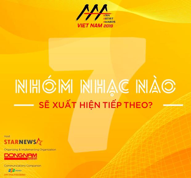 SEVENTEEN là nhóm nhạc tiếp theo xuất hiện tham dự  AAA 2019 tổ chức tại Việt Nam