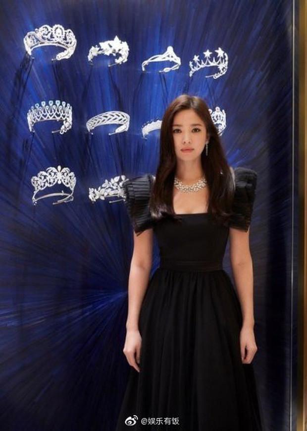 Song Hye Kyo ly hôn xong đẹp xuất thần ngày càng quyến rũ khó tin tại sự kiện