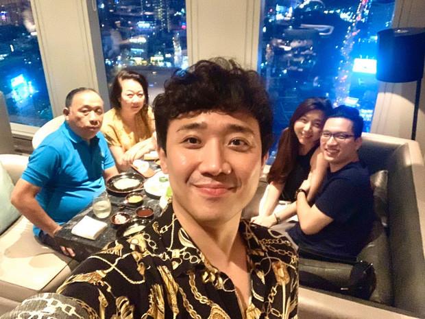 Lần đầu tiên Hari Won vắng mặt trong tiệc sinh nhật mẹ chồng sau hơn 2 năm kết hôn với Trấn Thành