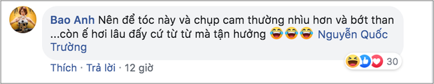Tự tin đăng ảnh chụp bằng camera thường khoe vẻ điển trai, ai ngờ Quốc Trường nhận ngay phản ứng quá phũ từ Bảo Anh!
