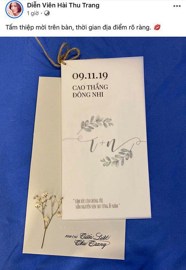 Nhóm tam ca 3 chị lầy Lan Ngọc, Diệu Nhi và Thu Trang sẽ tái xuất trong đám cưới Đông Nhi và Ông Cao Thắng
