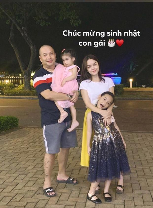 Mặc dù Phạm Quỳnh Anh và Quang Huy đã ly hôn nhưng luôn sẵn sàng hội ngộ trong dịp đặc biệt của gia đình!