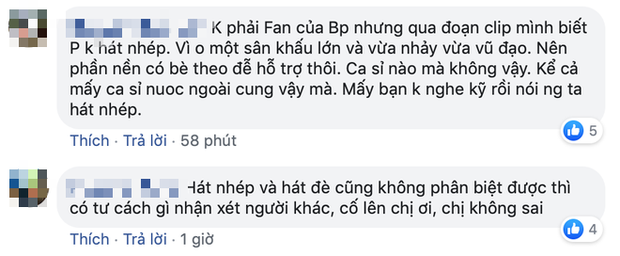 Loạt sao Việt và CĐM gửi lời động viên, chia sẻ đến Bích Phương sau loạt ồn ào từ trên trời rơi xuống