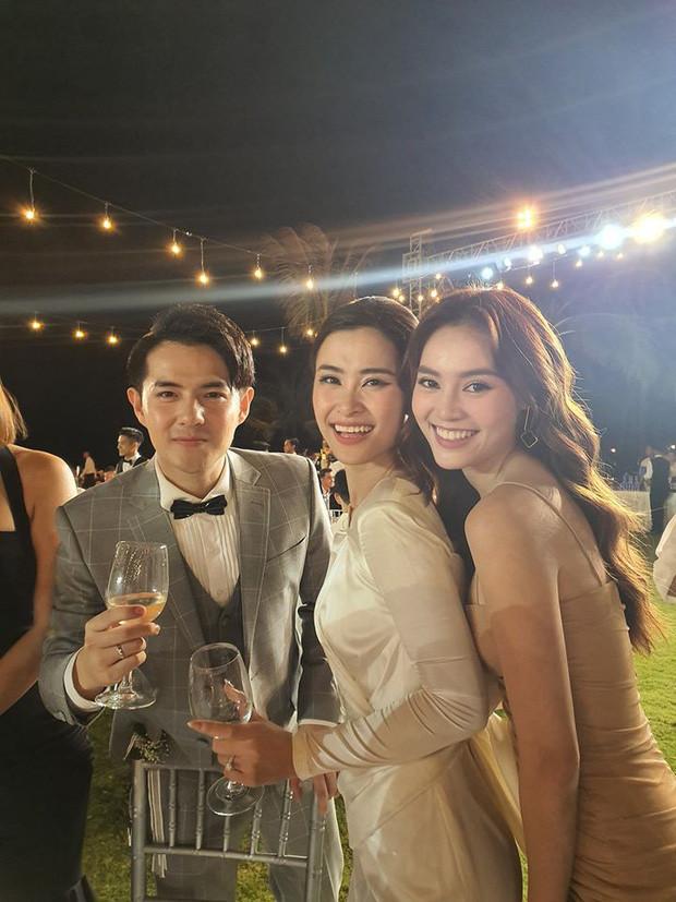 Dàn khách mời nữ trong đám cưới Đông Nhi lên đồ quá xuất sắc vừa tinh tế, sang trọng mà chẳng hề lấn át cô dâu