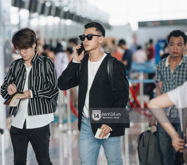 Dàn sao Vbiz đổ bộ sân bay rời Phú Quốc: Người thấm mệt, người vẫn tươi rói sau đêm quẩy nhiệt tại đám cưới Đông Nhi