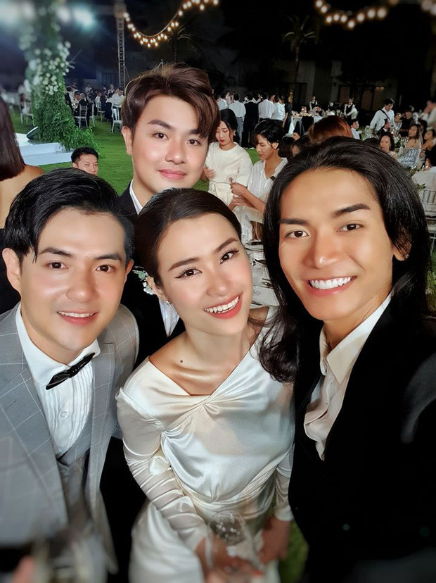 Sau khi dự siêu đám cưới của Đông Nhi, BB Trần và người yêu quyết định hưởng luôn tuần trăng mật tại Phú Quốc