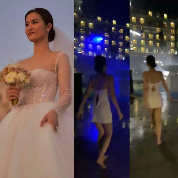 Khoảnh khắc lúc đi hết mình, lúc về hết hồn của dàn sao Việt tại đám cưới Đông Nhi - Ông Cao Thắng