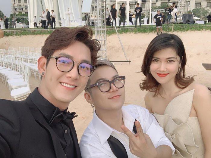 Gia đình Đông Nhi - Ông Cao Thắng: LipB - Han Sara đẹp không kém cô dâu, Toki tái ngộ UNI5, Song Luân chuẩn soái ca