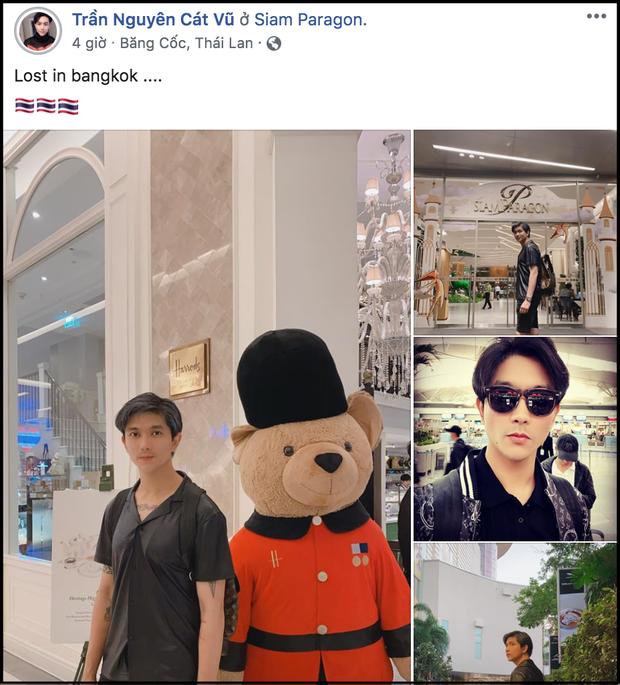 Hậu ly hôn Tim và Trương Quỳnh Anh tình tứ đi Thái du lịch cùng nhau như chưa từng có chuyện gì xảy ra