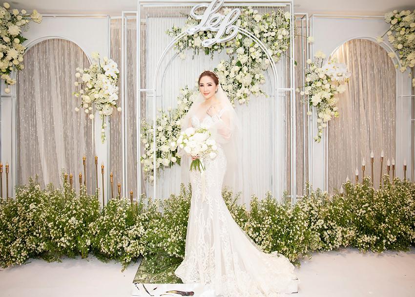 Đám cưới Bảo Thy, chị dâu Trang Pilla khoe nhan sắc xinh đẹp không kém cô dâu