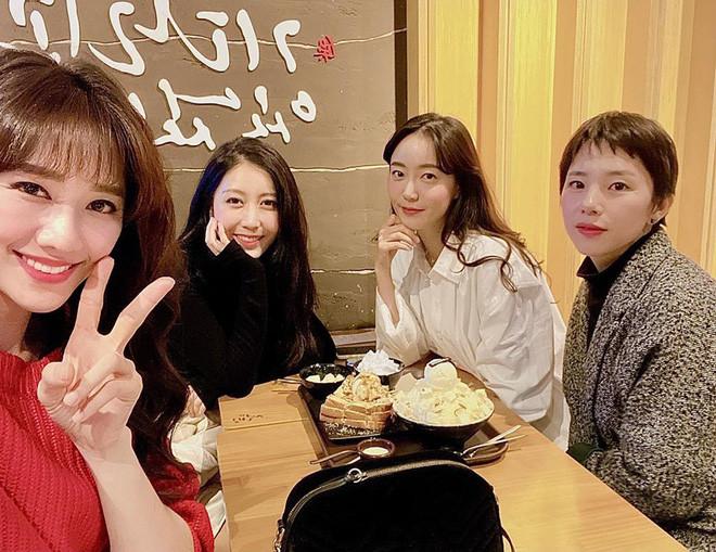 Hội bạn thân của Hari Won nhan sắc xinh đẹp không kém gì diễn viên đình đám xứ Hàn