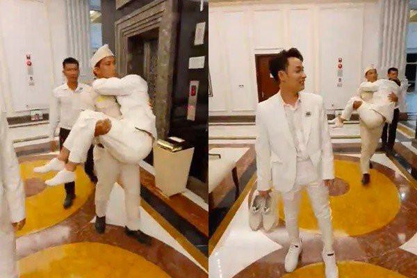 Ngô Kiến Huy, Jun Phạm giận tím người vì bị dìm tả tơi trong album ảnh cưới của Đông Nhi