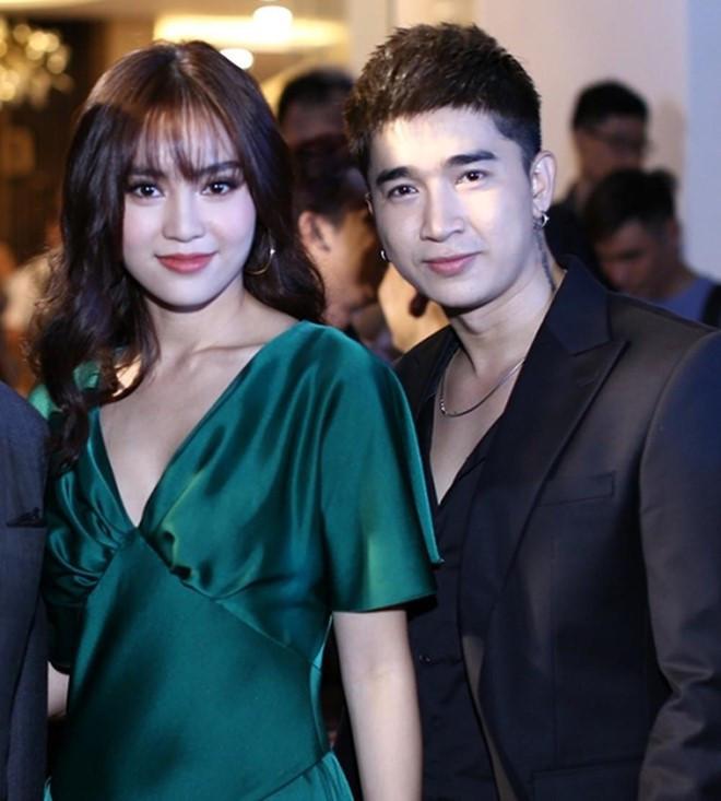 Sau khi thừa nhận có bạn trai, Ninh Dương Lan Ngọc lộ ảnh đi dự tiệc cưới cùng Chi Dân
