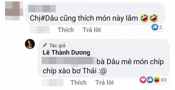 Dù chia tay nhưng Ngô Kiến Huy vẫn nhớ rõ món ăn mà Khổng Tú Quỳnh thích