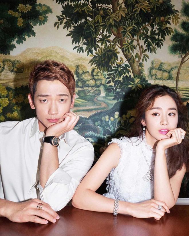 Chỉ 1 hành động nhỏ của Bi Rain đã thể hiện tình yêu và sự quan tâm dành cho bà xã Kim Tae Hee