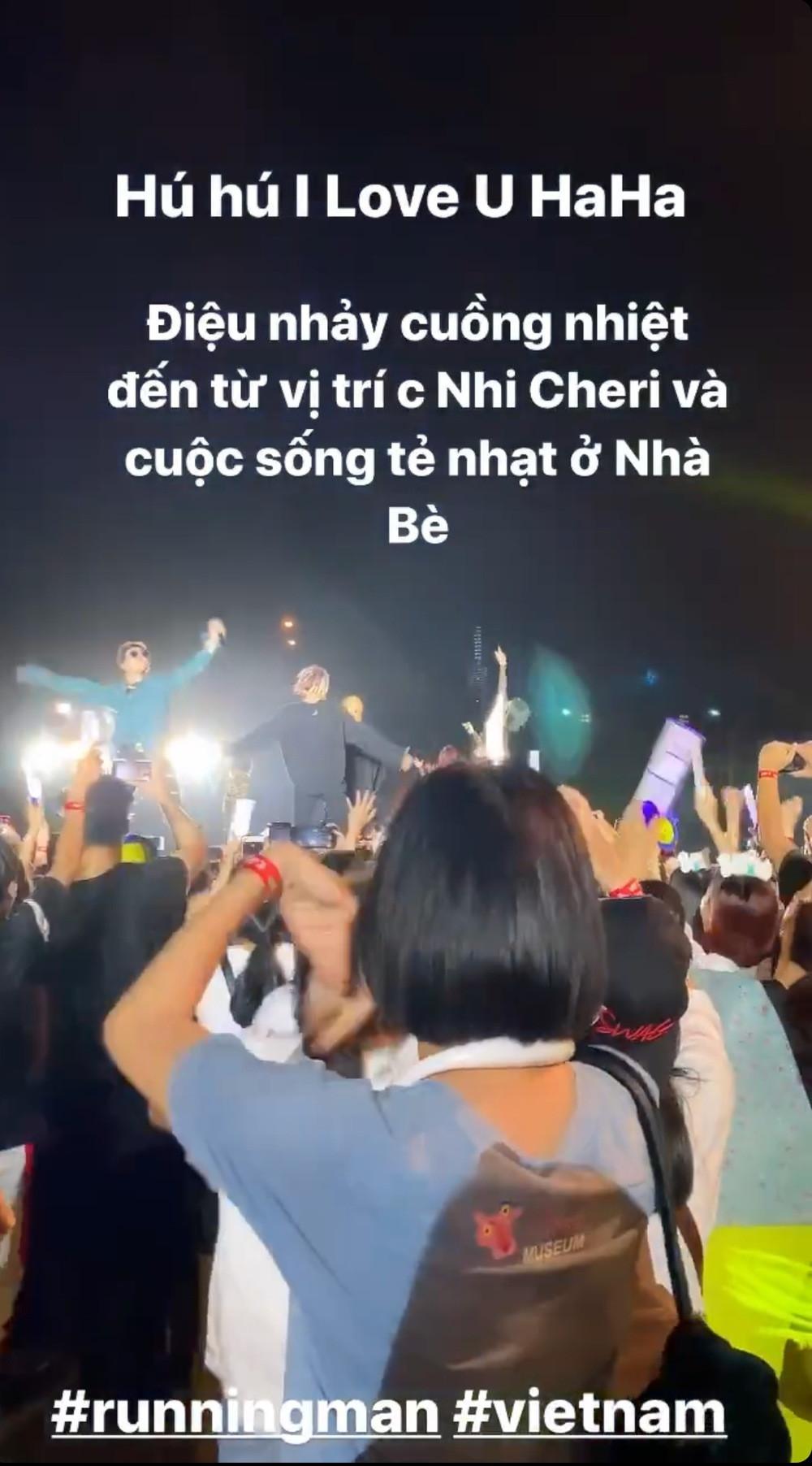 Diệu Nhi quẩy nhiệt tình trong buổi fan meeting Running Man ở Việt Nam