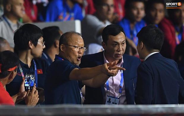 HLV Park Hang-seo: U22 Việt Nam đã chiến thắng nhưng tôi xin lỗi tất cả vì chiếc thẻ đỏ