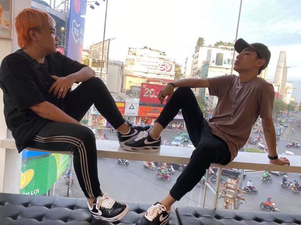 K-ICM vô tư khoe giày hoa cúc của G-Dragon nhưng lại bị CĐM chỉ trích không thương tiếc