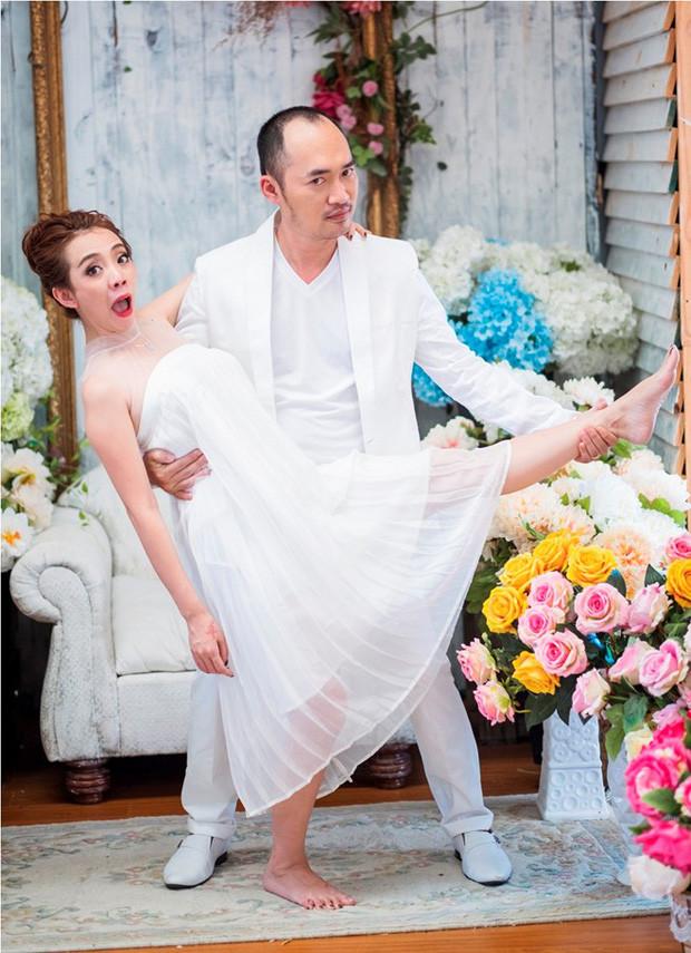 4 nghệ sĩ hài khiến cả Vbiz ghen tị vì hôn nhân như mơ: Cặp từng bị chỉ trích thậm tệ, cặp mất nửa thập kỷ mới nên duyên!