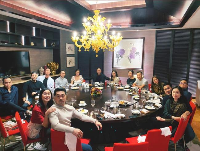 Tổ chức tiệc sinh nhật cho Louis Nguyễn sương sương thôi cũng đủ thấy đẳng cấp quý tộc của nhà Tăng Thanh Hà