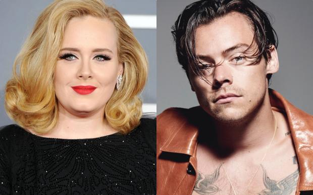 Nghi vấn Adele và Harry Styles đang hẹn hò, lộ ảnh đi du lịch cùng nhau