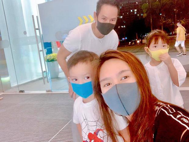 Gia đình Lý Hải, Lam trường và dàn sao Việt làm gì để bảo vệ con cái giữa đại dịch virus Corona?