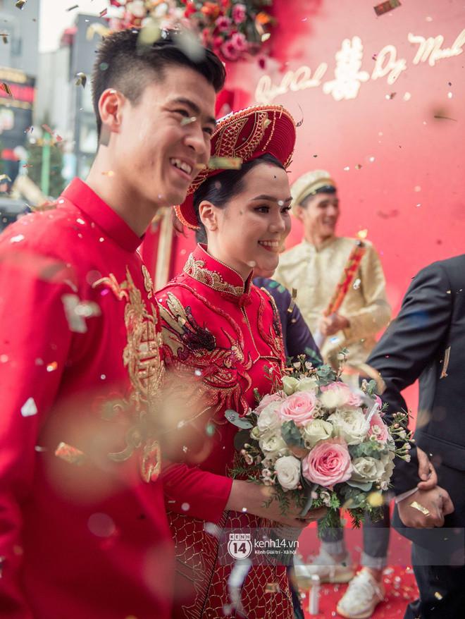 Duy Mạnh tổ chức tiệc cưới tại khách sạn 5 sao, quy tụ dàn sao nổi tiếng