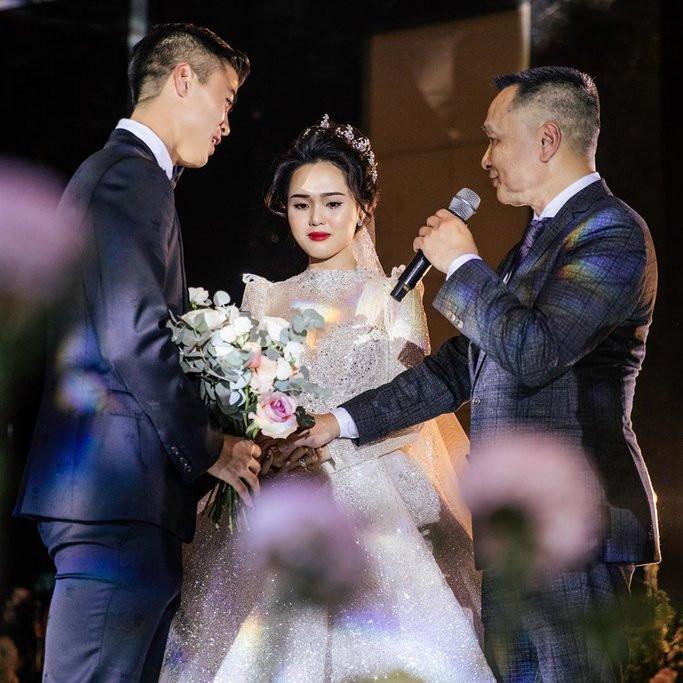 Sau đám cưới thế kỉ Quỳnh Anh - vợ Duy Mạnh đã nhận tin vui đặc biệt
