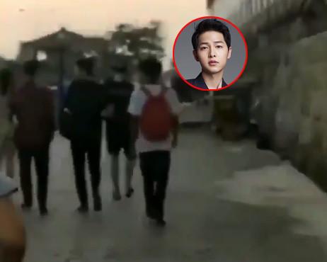 Động thái đầu tiên của Song Joong Ki sau khi rộ tin đồn Song Hye Kyo chuẩn bị tái hôn