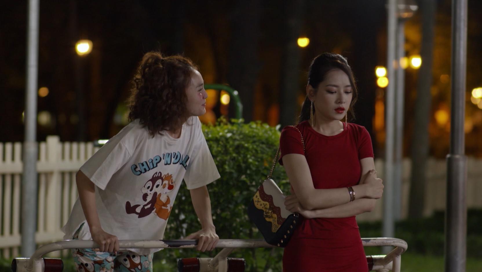 Hạ Linh và Nam Phong chính thức thành cặp đôi, An Chi vui mừng vì bạn thân biết yêu thật lòng