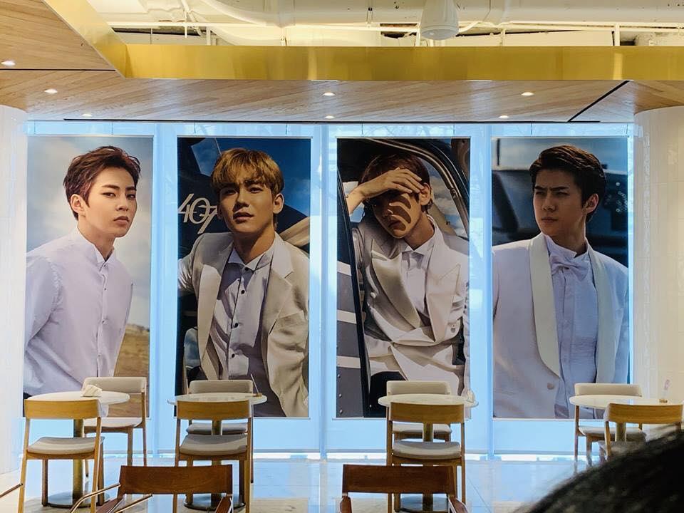 EXO tung bộ ảnh đẹp long lanh kỷ niệm 7 năm debut
