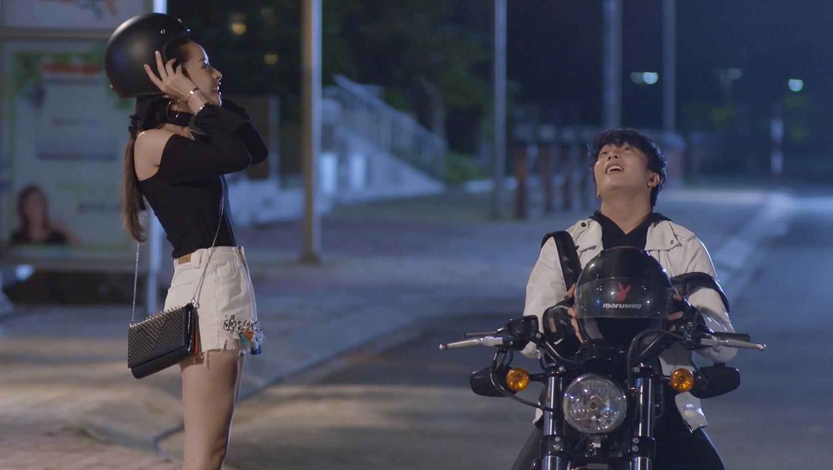 Tan chảy trước cảnh Nam Phong thầm lặng chăm sóc quan tâm An Chi
