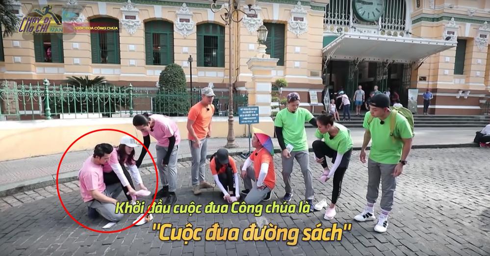 Các thành viên của Chạy Đi Chờ Chi là truyền nhân của ai trong Running Man?