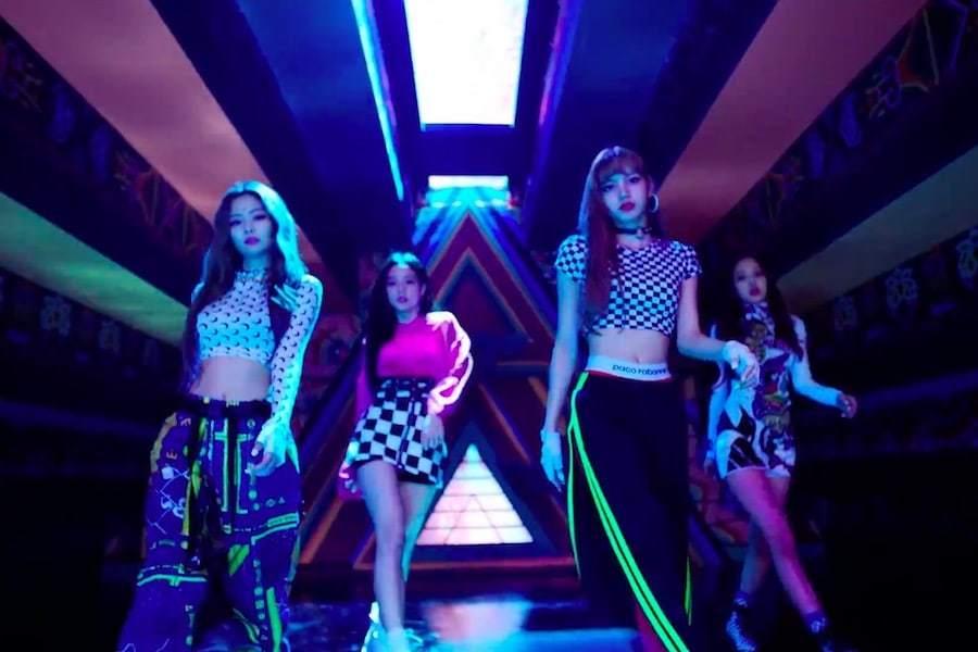 Kill This Love lập kỷ lục MV Kpop cán mốc 200 triệu lượt xem nhanh nhất trên YouTube