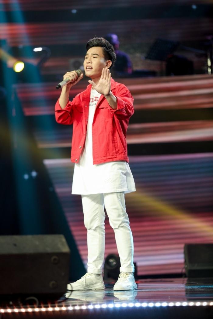 Thí sinh Giọng hát Việt hát hit Đức Phúc khiến Tuấn Ngọc phải thốt lên: Quá hay!
