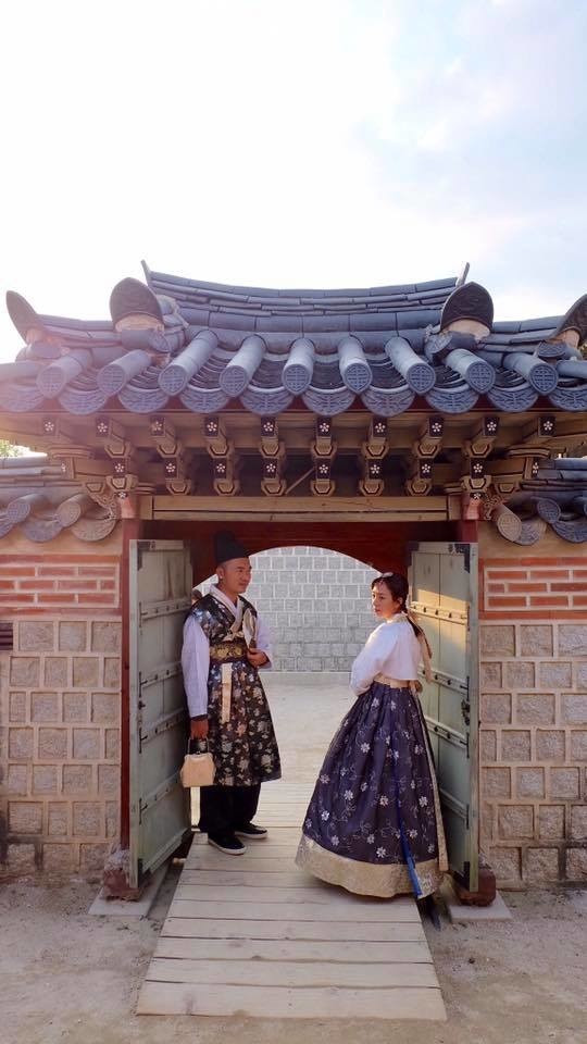 Khi sao Việt chụp ảnh cưới ở Hàn Quốc: Cặp vợ chồng nào lãng mạn nhất?