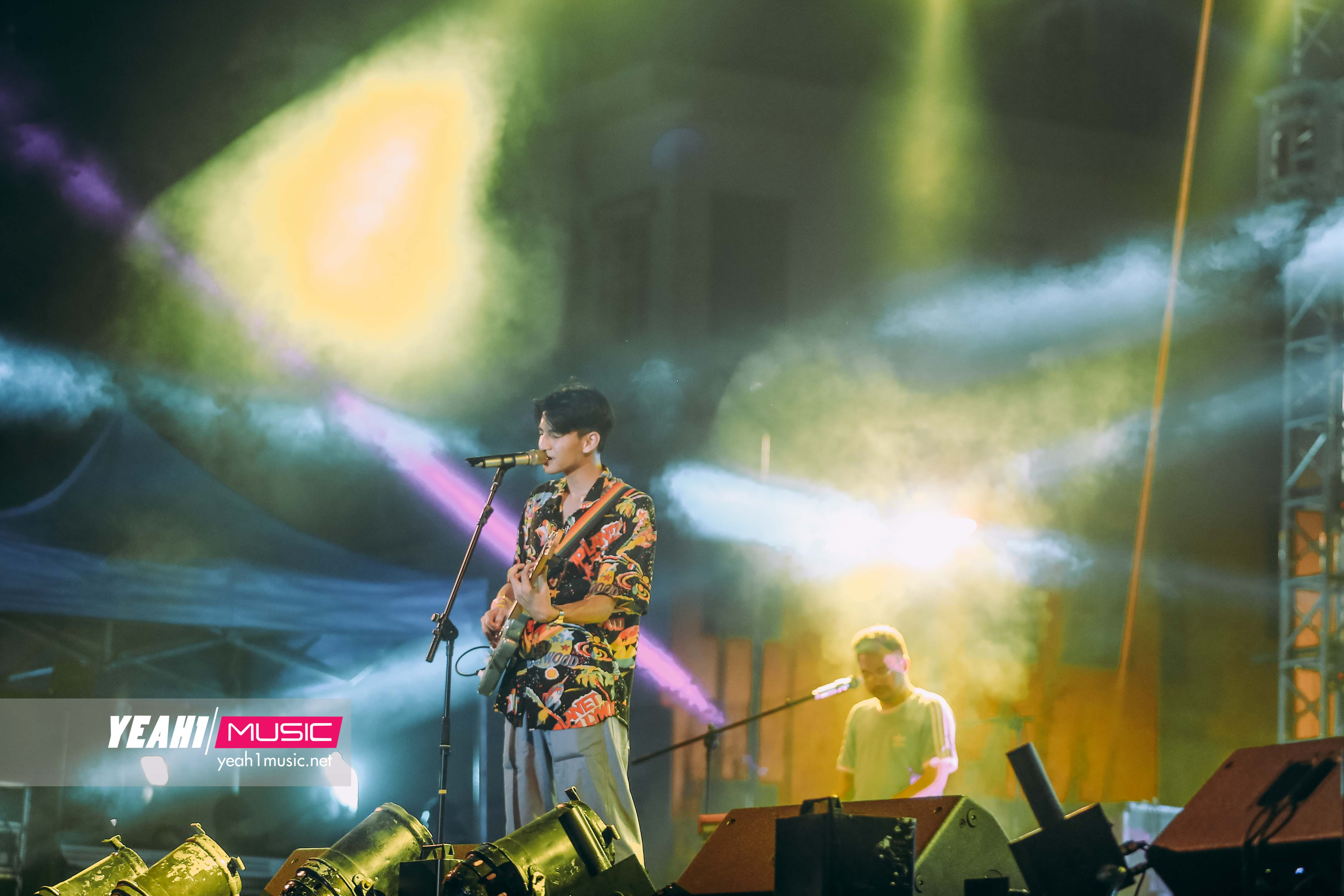 Dàn nghệ sĩ indie đình đám thăng hoa cùng hàng nghìn bạn trẻ Sài Gòn