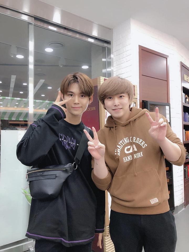 Fanboy thành công của năm: Thành viên Uni5 gặp mặt, được thành viên Super Junior theo dõi Instagram